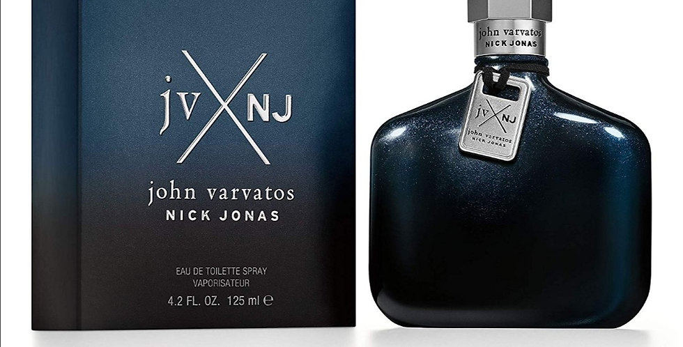 John Varvatos JV x NJ EDT Spray