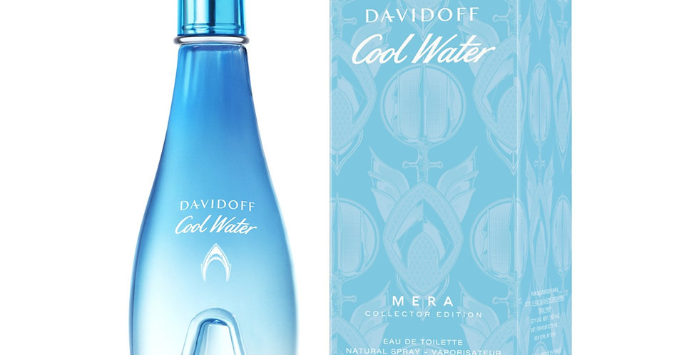 Davidoff Cool Water Mera Collector's Edition EDT Spray