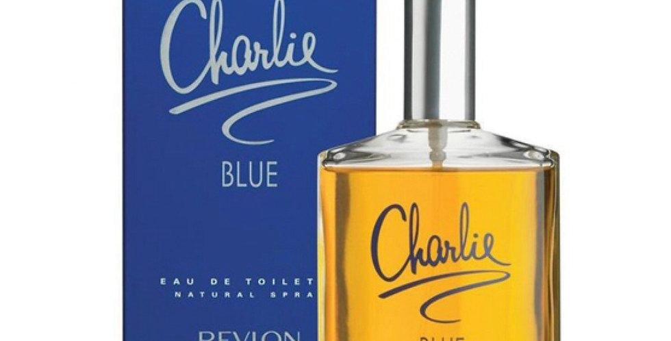 Revlon Charlie Blue EDT Spray