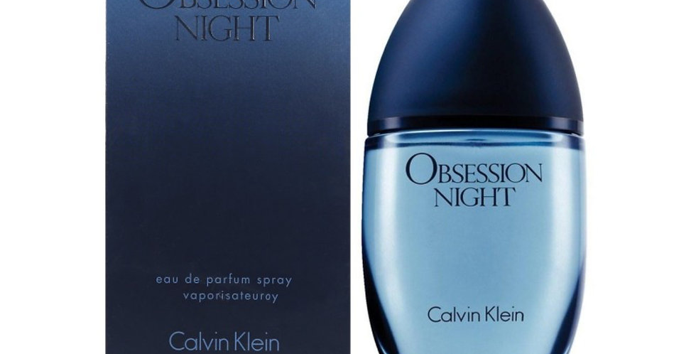 Calvin Klein Obsession Night EDP Spray