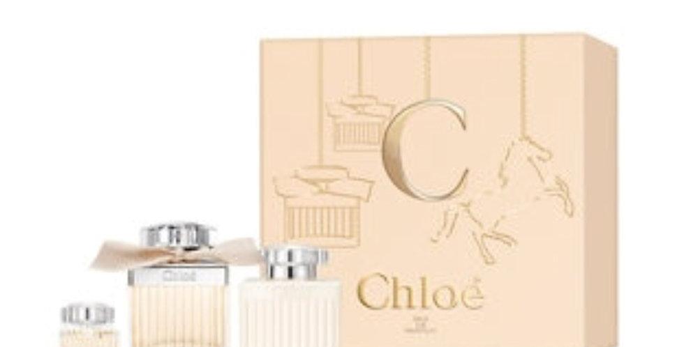Chloe Signature 75ml EDP Spray / 100ml Body Lotion / 5ml EDP