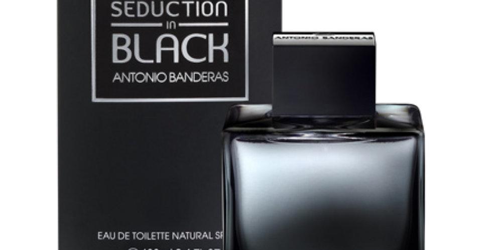 Antonio Banderas Seduction In Black EDT Spray