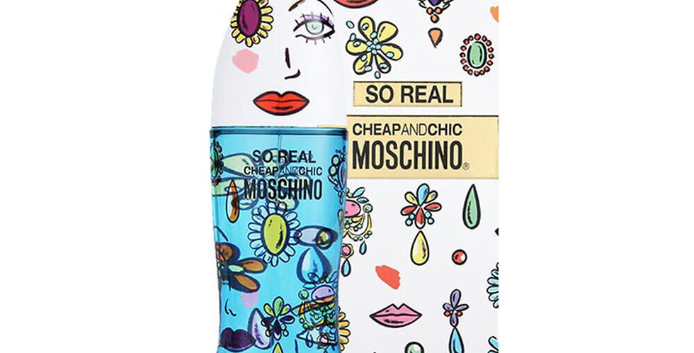 Moschino So Real Cheap & Chic EDT Spray