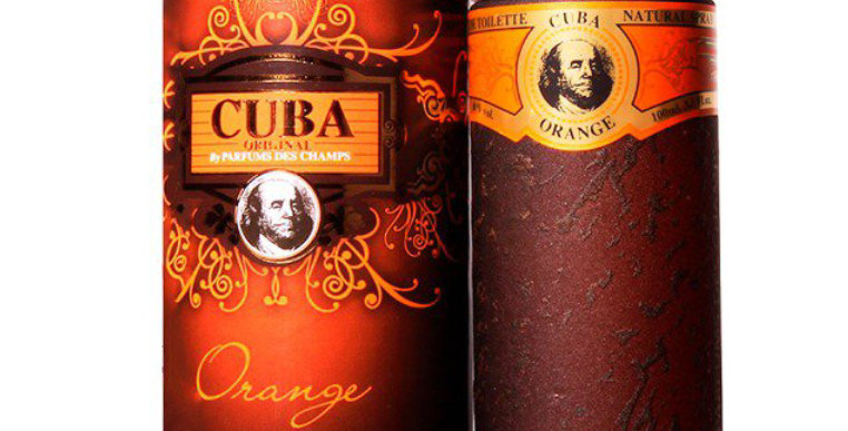 Cuba Paris Classic Orange  EDT Spray, cheap perfume online uk, online perfume shop uk, cheap fragrance online uk,