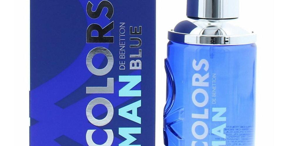 Benetton Benetton Blue Man EDT Spray