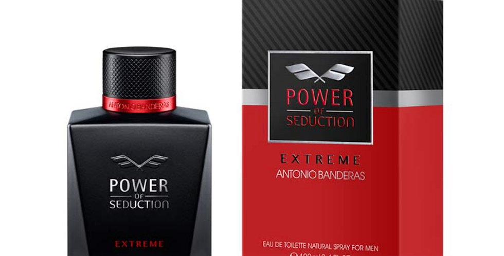 Antonio Banderas Power of Seduction Extreme EDT Spray