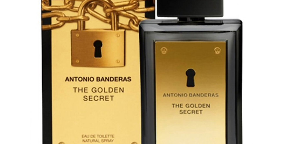 Antonio Banderas The Golden Secret EDT Spray