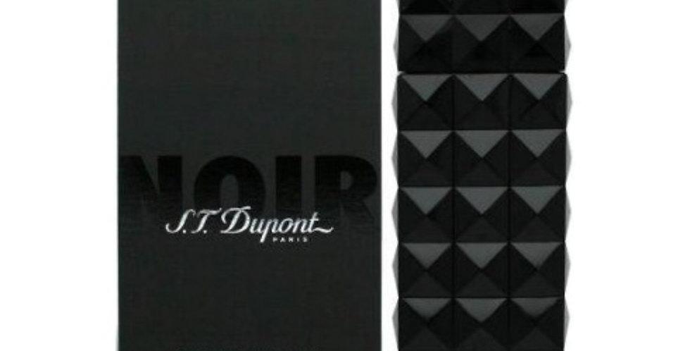 S T Dupont Noir Pour Homme EDT Spray