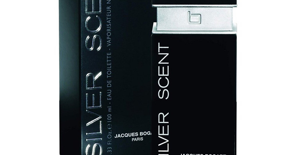 Jacques Bogart Silver Scent EDT Spray