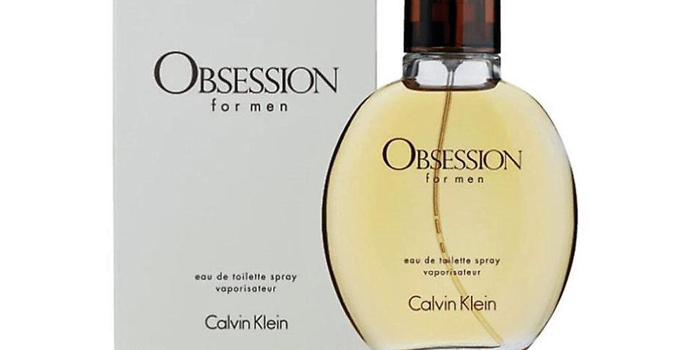 Calvin Klein Obsession for Men EDT Spray