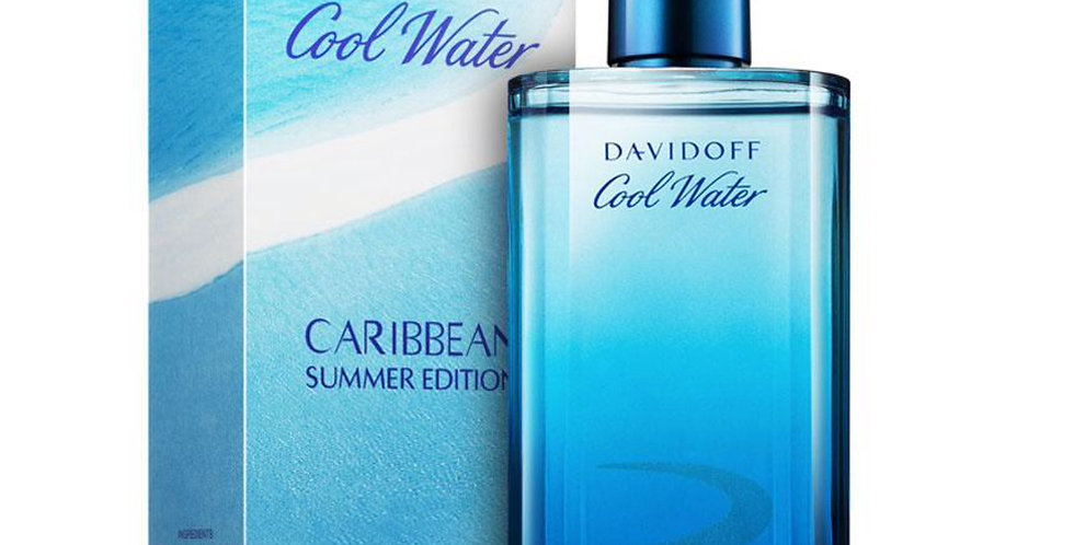 Davidoff Cool Water for Men Caribbean Summer Edition EDT Spray