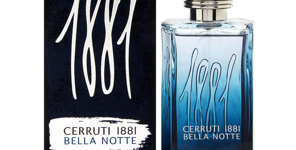Cerruti 1881 Pour Homme Bella Notte EDT Spray