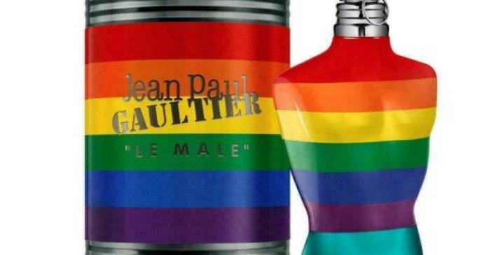 Jean Paul Gaultier Le Male Pride Collector EDT Spray
