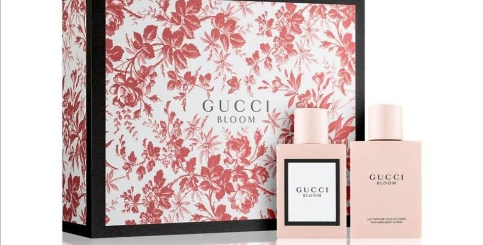 Gucci Bloom 50ml EDP Spray / 100ml Body Lotion