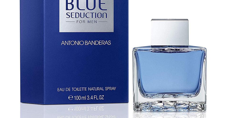 Antonio Banderas Blue Seduction EDT Spray