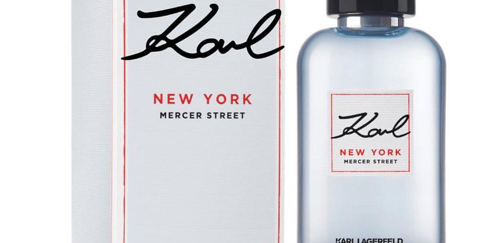 Karl Lagerfeld New York Mercer Street EDT Spray