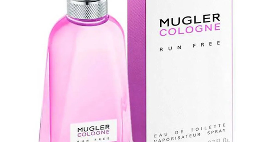 Thierry Mugler Mugler Cologne Run Free EDT Spray