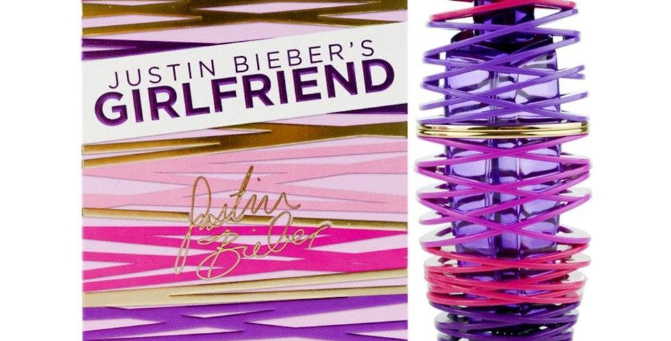 Justin Bieber Girlfriend EDP Spray