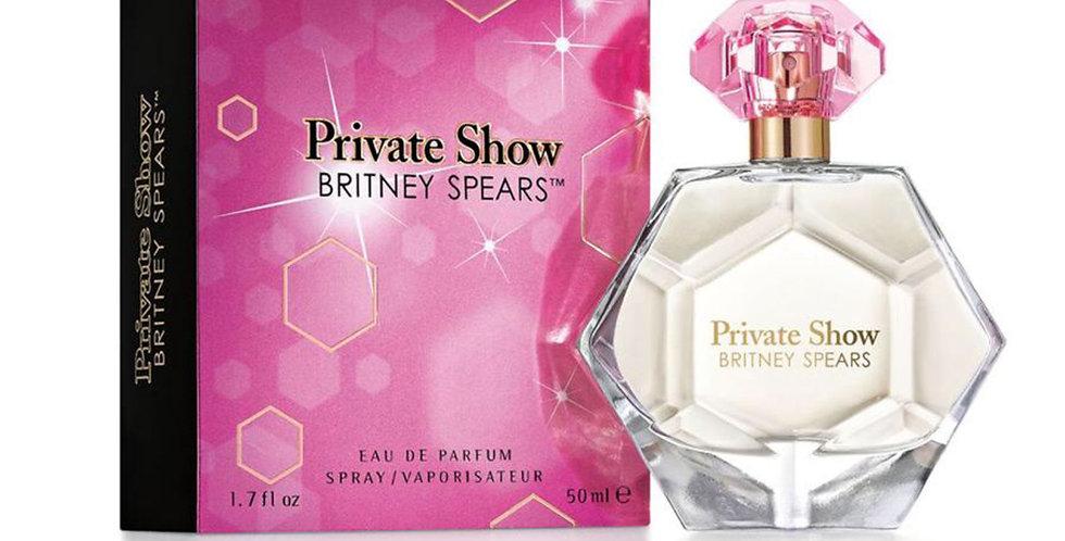 Britney Spears Private Show EDP Spray