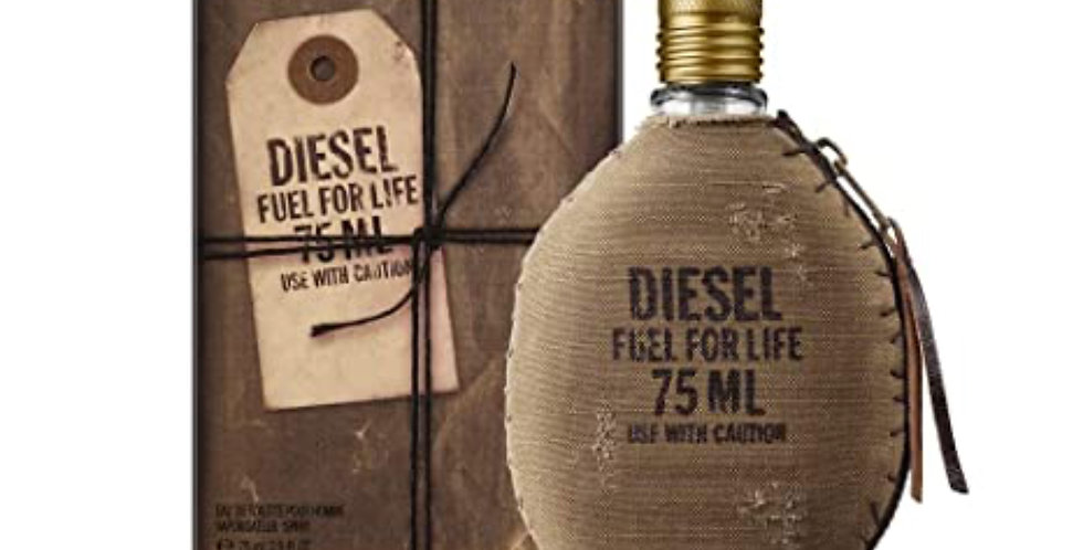 Diesel Fuel for Life Pour Homme EDT Spray
