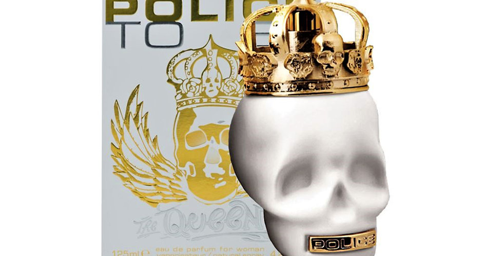 Police To Be Queen  EDP Spray