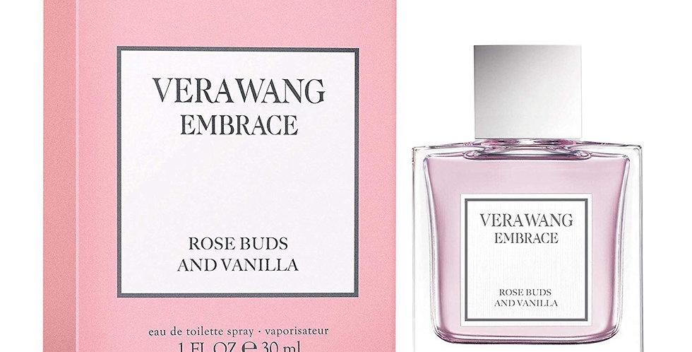 Vera Wang Embrace Rose Buds & Vanilla EDT Spray
