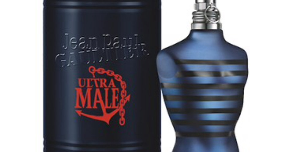 Jean Paul Gaultier Ultra Male EDT Intense Spray