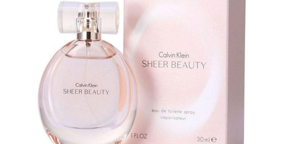 Calvin Klein Sheer Beauty  EDT Spray