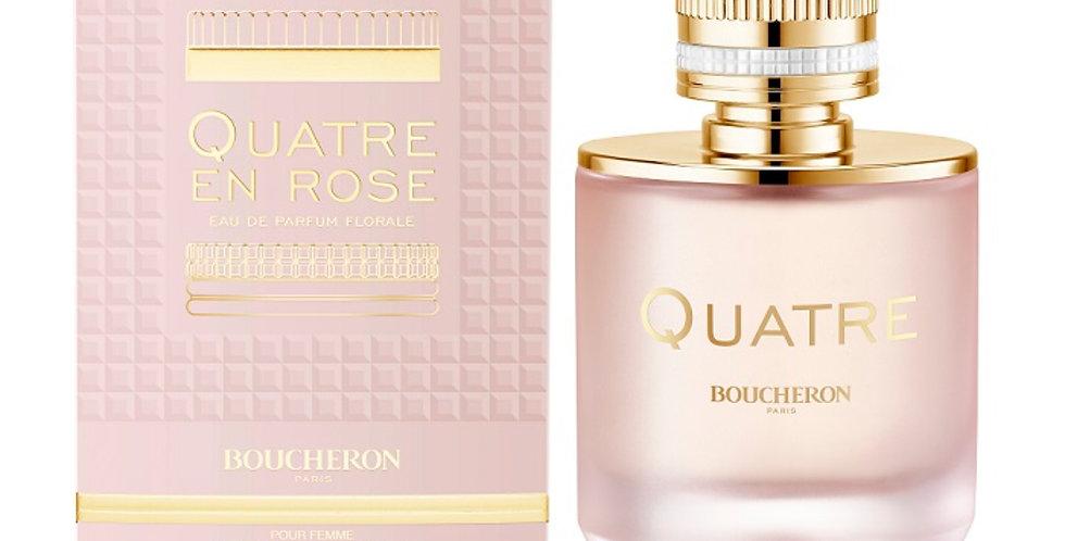 Boucheron Quatre en Rose Pour Femme EDP Spray