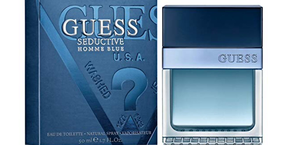 Guess Seductive Pour Homme Blue EDT Spray