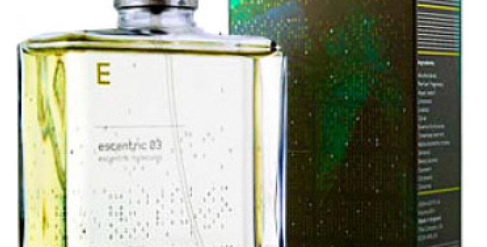 Escentric Molecules Escentric 03 EDT Spray