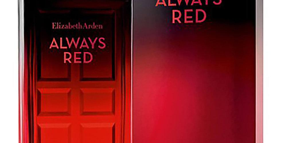 Elizabeth Arden Always Red EDT Spray