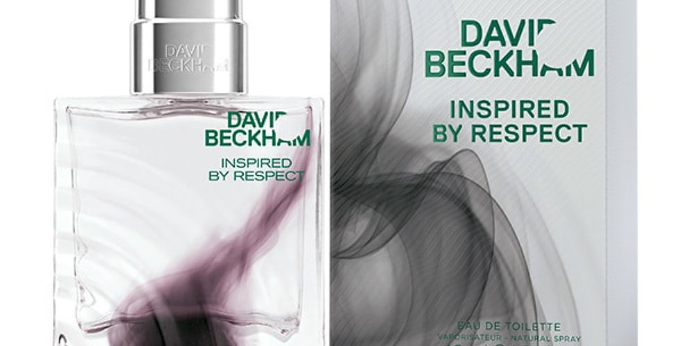 David Beckham Inspired By Respect EDT Spray