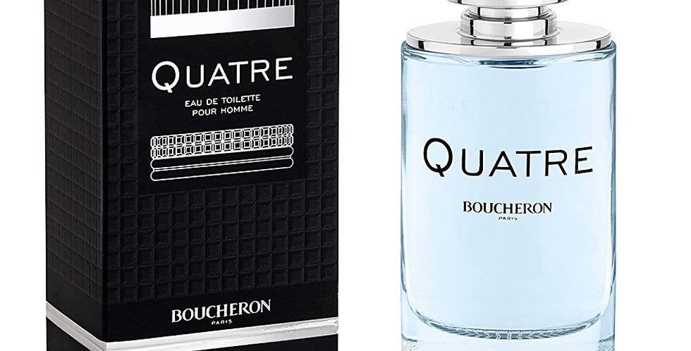 Boucheron Quatre Pour Homme EDT Spray