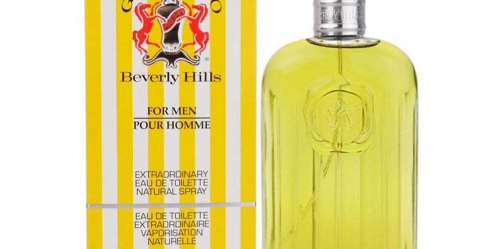 Giorgio Beverly Hills Yellow Pour Homme EDT Spray