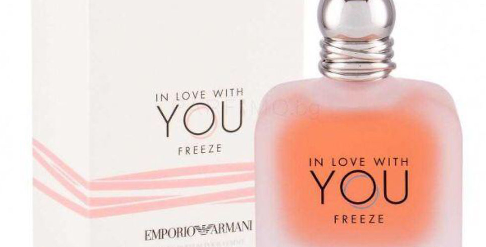 Emporio Armani In Love With You Freeze EDP Spray