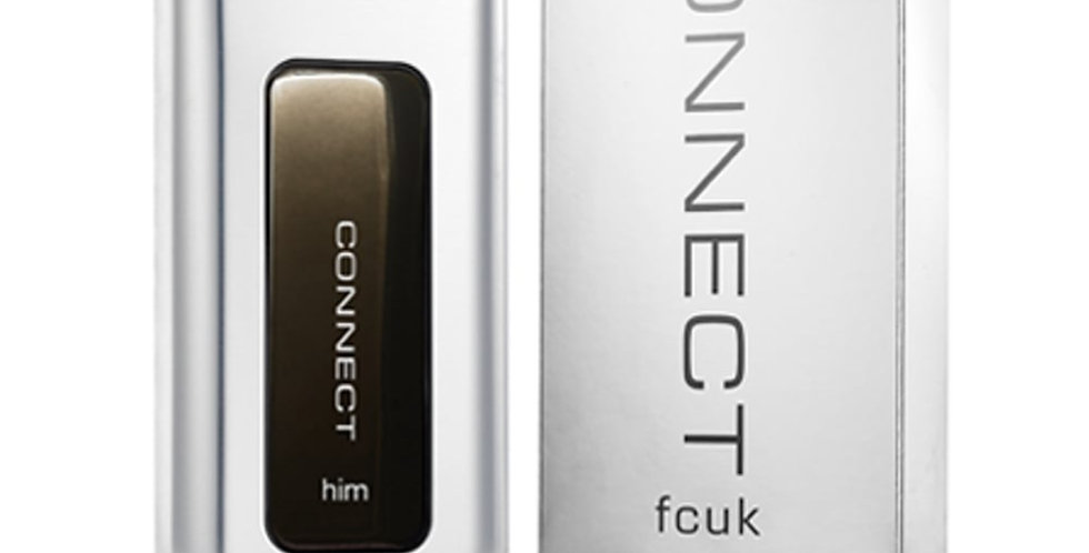 FCUK Connect Him EDT Spray
