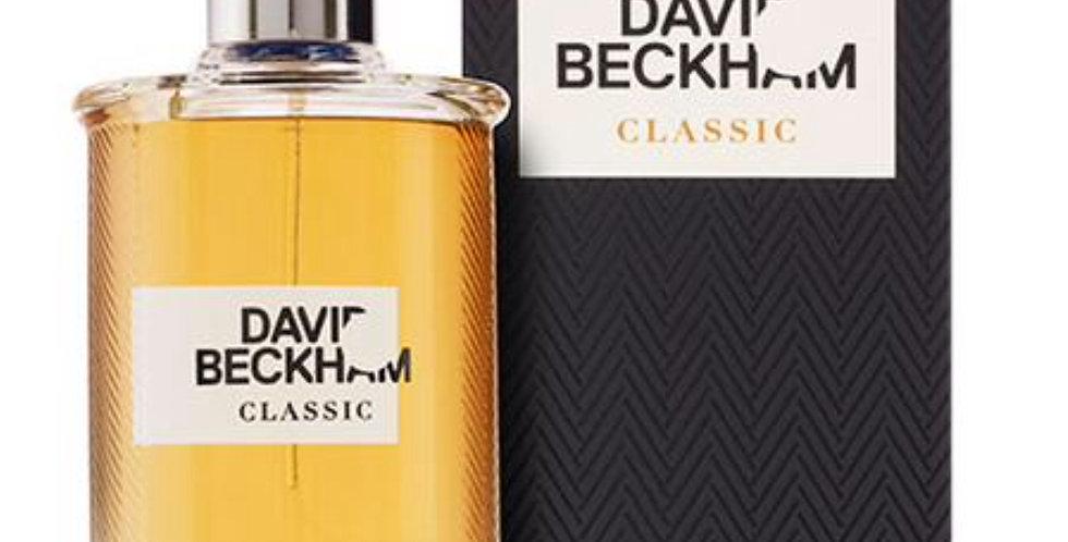 David Beckham Classic EDT Spray