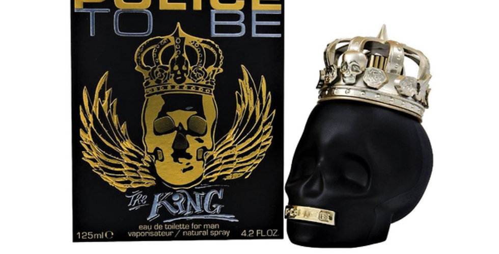 Police To Be King EDT Spray