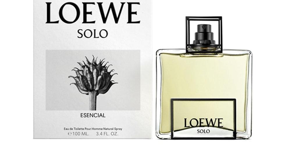 Loewe Solo Esencial EDT Spray