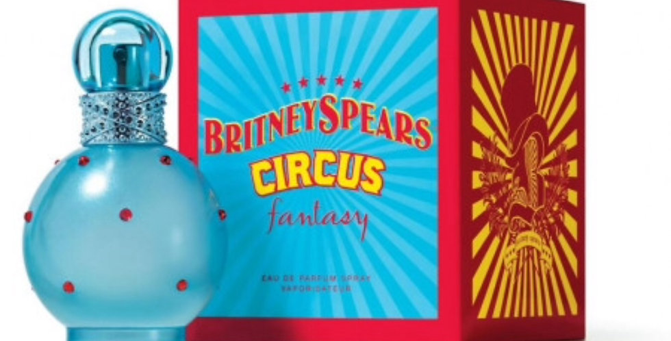 Britney Spears Circus Fantasy EDP Spray
