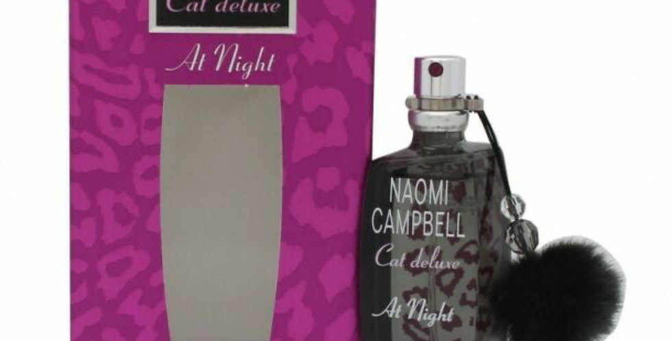 Naomi Campbell Cat Deluxe At Night EDT Spray