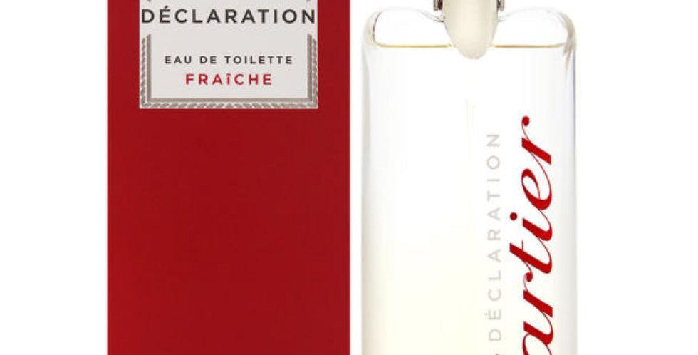 Cartier Declaration Fraiche EDT Spray
