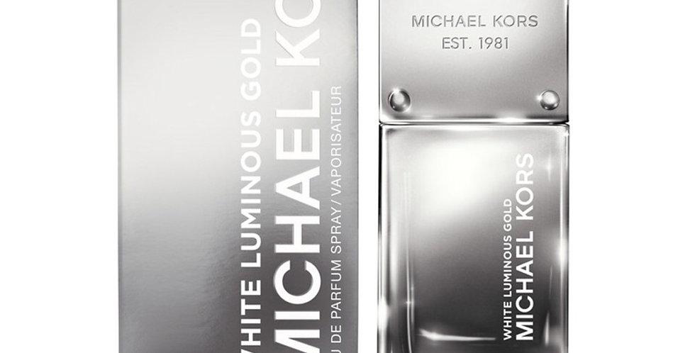 Michael Kors White Luminous Gold EDP Spray