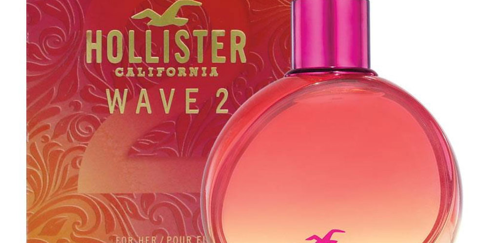 Hollister Wave 2 for Her EDP Spray