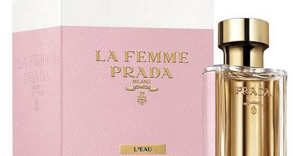 Prada La Femme L'Eau EDT Spray