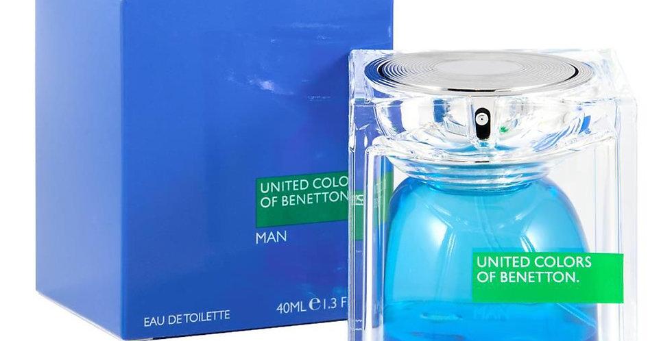 Benetton United Colors of Benetton for Men EDT Spray