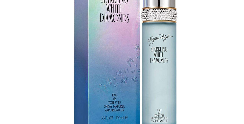Elizabeth Taylor Sparkling White Diamonds, cheap perfume online uk, online perfume shop uk, fragrances online uk,