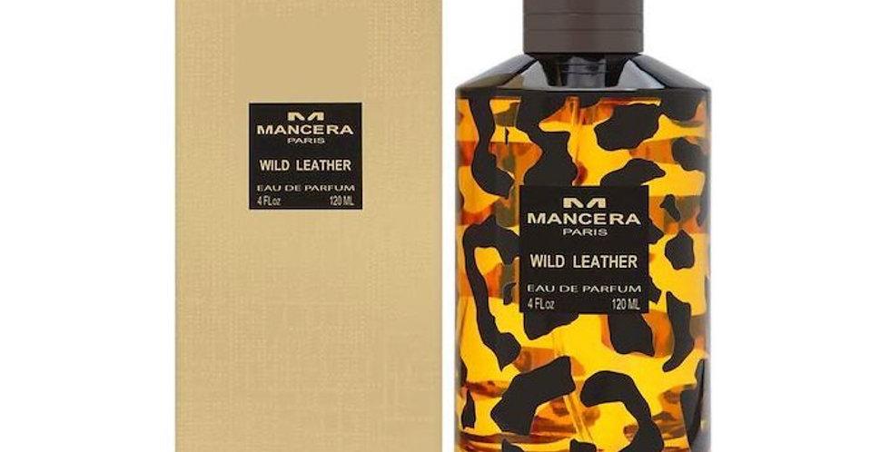 Mancera Wild Leather EDP Spray