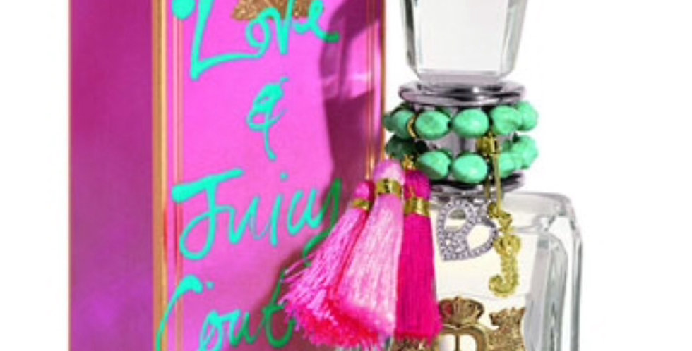 Juicy Couture Peace Love & Juicy Couture EDP Spray